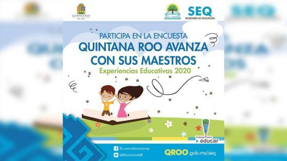 Lanza la SEQ encuesta del programa Aprende en Casa