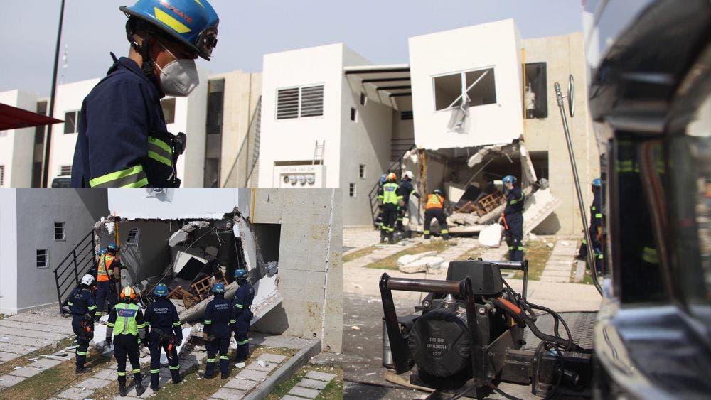 Diez personas heridas deja explosión de un tanque de gas