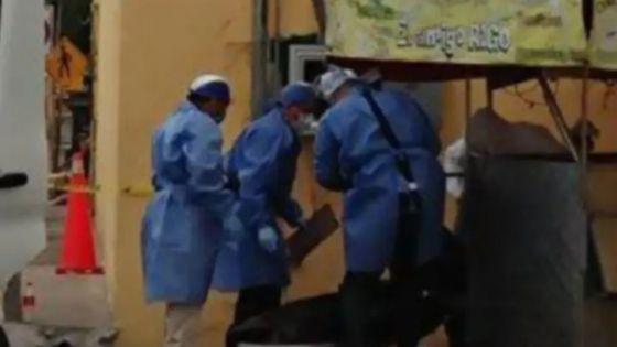 Hallan cuerpo de un hombre sin vida en un puesto ambulante de Kanasín