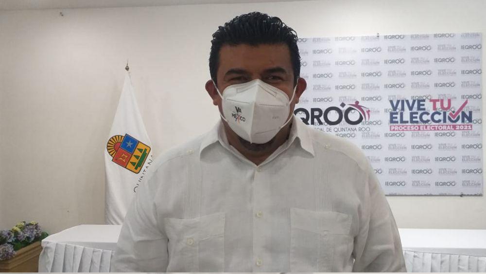 Desdeña Faustino Uicab inconformidad de militantes del PAN