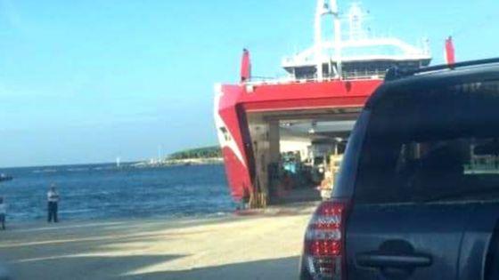 Pide comuna de Cozumel a SCT regular tarifas de ferrys de carga