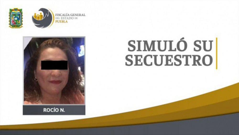 ¡La cachan en la movida! Fingió su secuestro; pedía $500 mil pesos