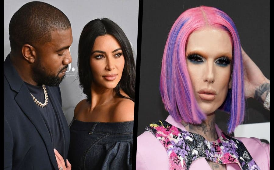 Jaffree Star la manzana de la discordia entre Kanye y Kim Kardashian