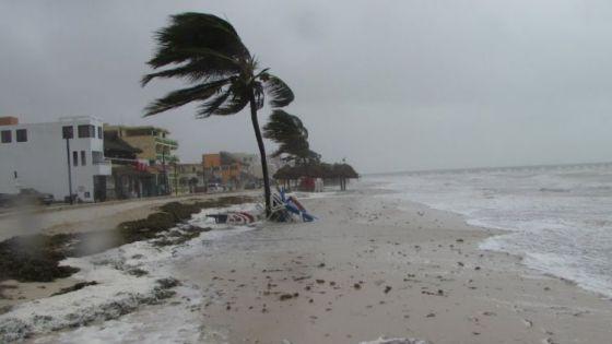 Durante esta noche llega el frente frío no. 24 a Yucatán; toma tus precauciones
