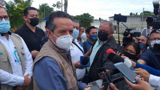 Depende Quintana Roo de federación para vacunas covid: Carlos Joaquín