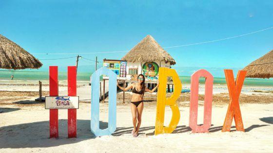 Restringe semáforo epidemiológico acceso de turistas a sitios en Holbox