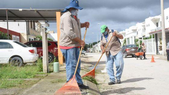 Mejora gobierno de Puerto Morelos imagen urbana del municipio