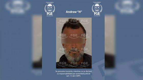 Vincula FGE a proceso a violador de menor de edad en Tulum