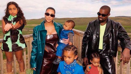 Kim Kardashian y Kanye West y su el millonario contrato prenupcial