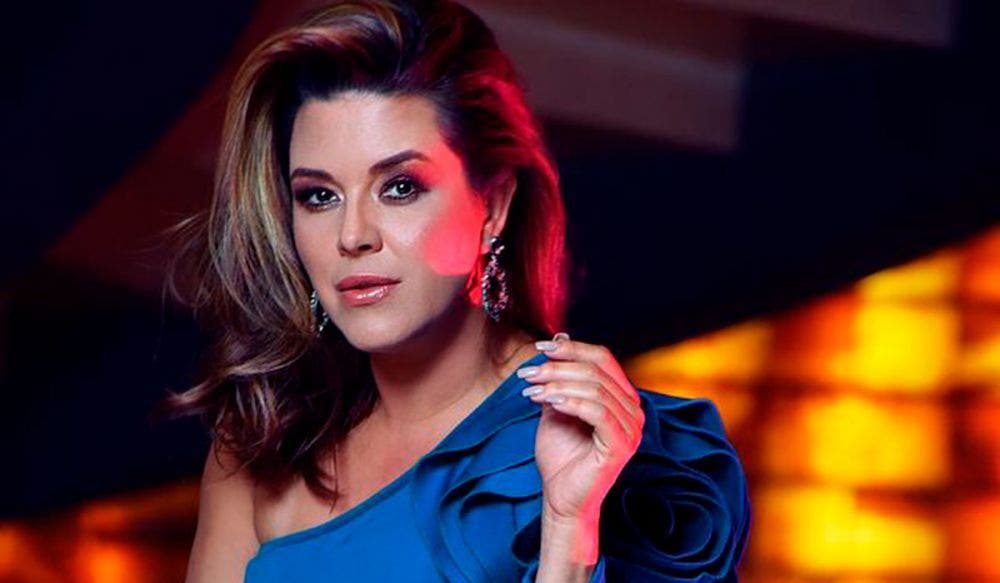 """La justicia divina es implacable"": Alicia Machado contra Donald Trump"