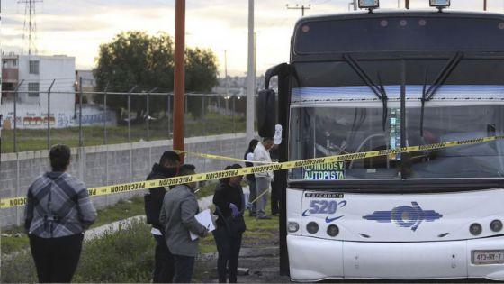 Justicia Urbana: intenta asaltar un autobús y lo matan a golpes
