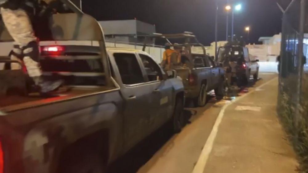 Llegan a Cancún primeras 2 mil 700 vacunas contra el covid-19