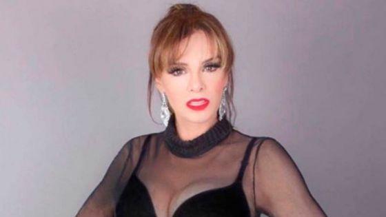 Lucía Méndez dedicará tema a la comunidad LGBT