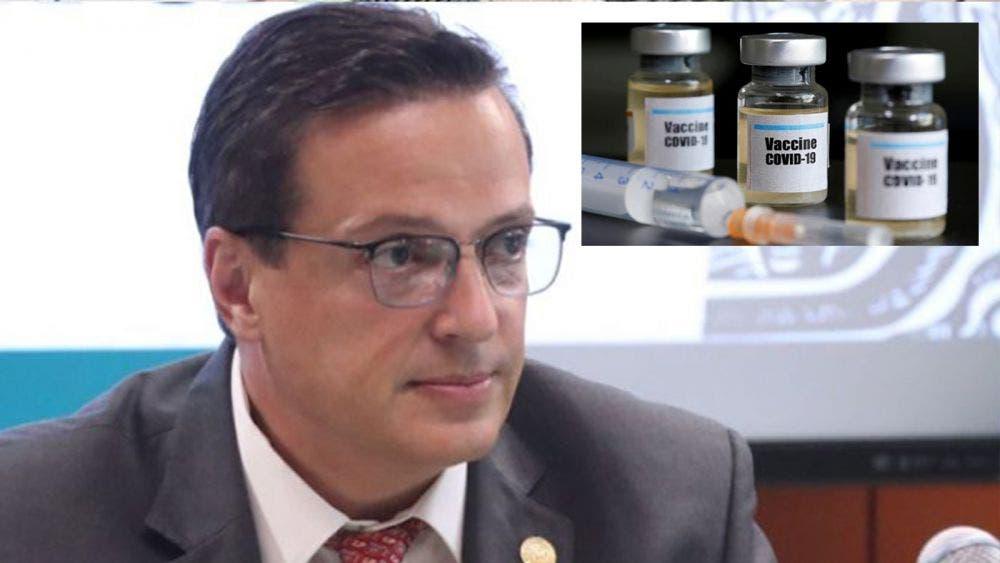Quintana Roo avanza hacia la recuperación con vacunación contra el covid-19: Luis Alegre
