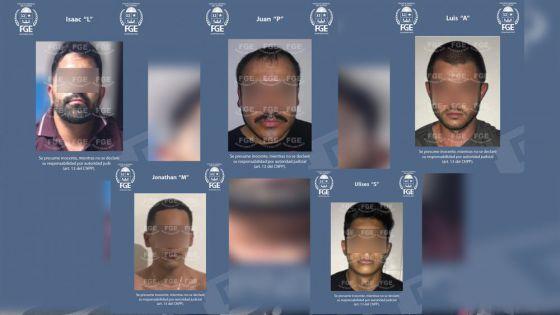 Suman cinco los detenidos por ataque a policías de Cancún