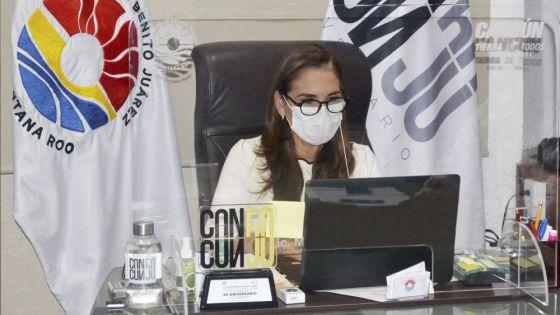 Listo gobierno de Cancún para combate al sargazo en 2021