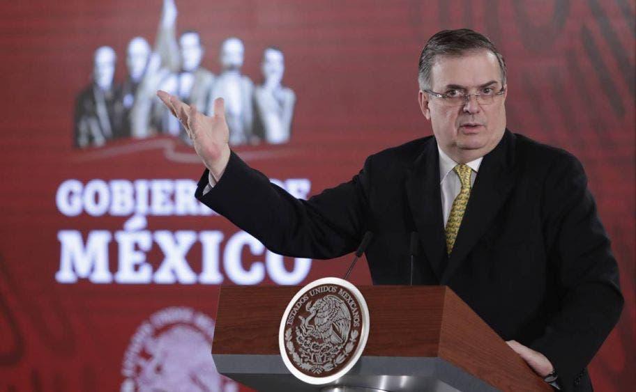 México ampliará asociación estratégica con China: Marcelo Ebrard