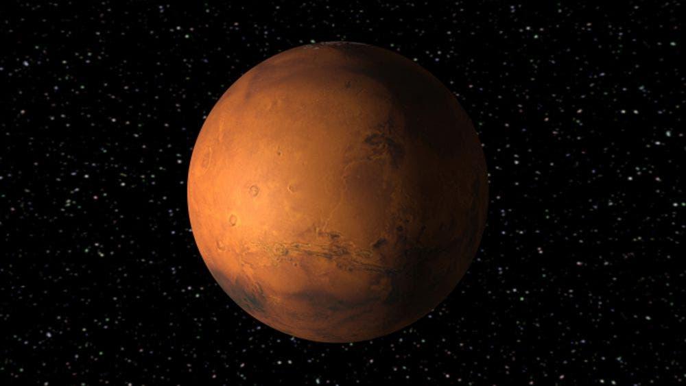 Como si fuera un trompo Marte se tambalea, checa por qué