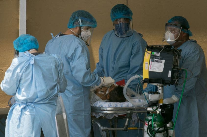 México entre los países con el mayor número de sanitarios fallecidos por Covid-19