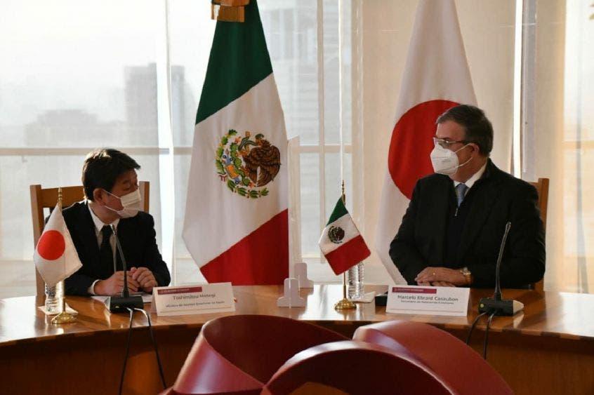 Estrechan lazos México y Japón; van por recuperación económica