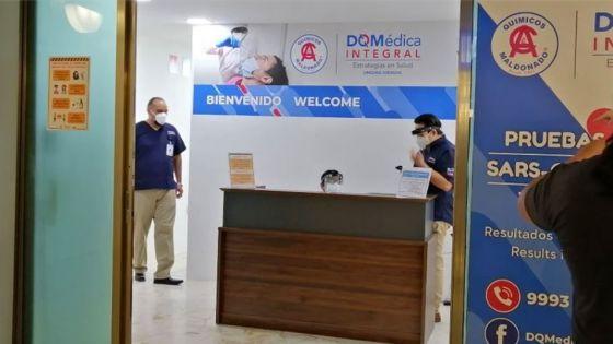 Aeropuerto de Mérida abre módulo de prueba anticovid para pasajeros a EU
