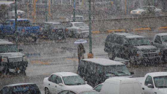 Emergencia en Chihuahua por nevadas