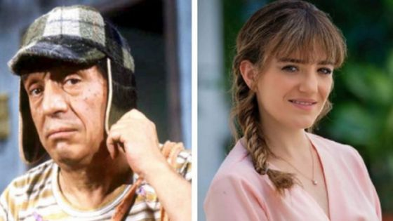 Nieta de Roberto Gómez Bolaños aparece en telenovela que se estrena hoy