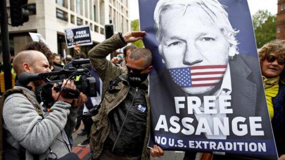 Julian Assange nominado al Nobel de la Paz, mientras se define si es extraditado a EU
