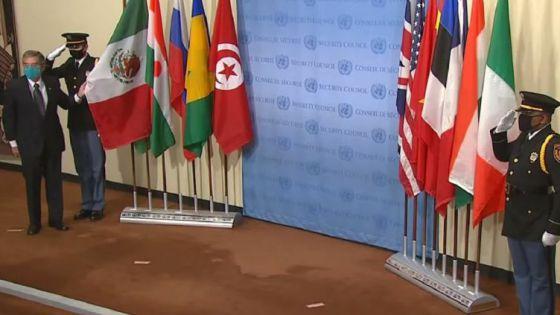 México se une al Consejo de Seguridad de la ONU
