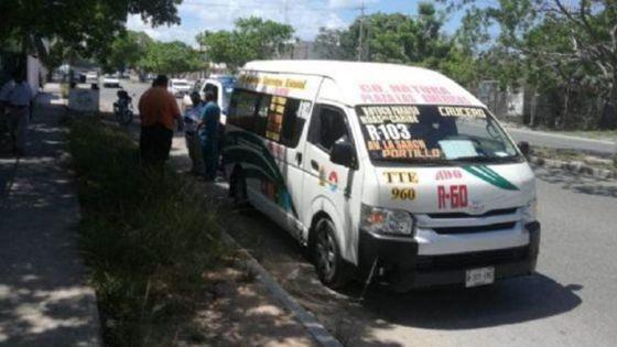Inician operativos de verificación sanitaria de transporte público