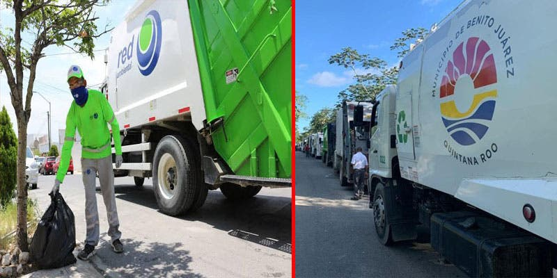 Pleito legal por la recoja genera incertidumbre en cancunenses.