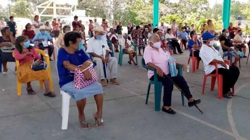 Se adelantarán dos bimestres la pensión para adultos mayores: AMLO