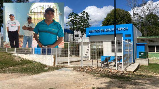 Jose Equivel Vargas mantiene en el abandono a Tepich