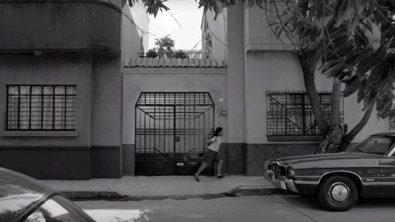 Ponen en venta la casa donde se filmó 'Roma', película de Cuarón