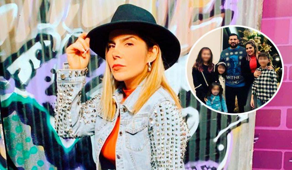 Presume Karla Panini a las hijas de Karla Luna en redes sociales