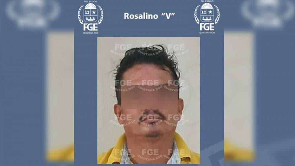 Por intento de feminicidio, detiene FGE a hombre en Cancún