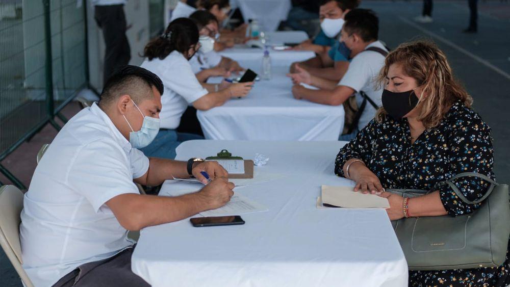 Gobierno de Benito Juárez comprometido con la vinculación laboral