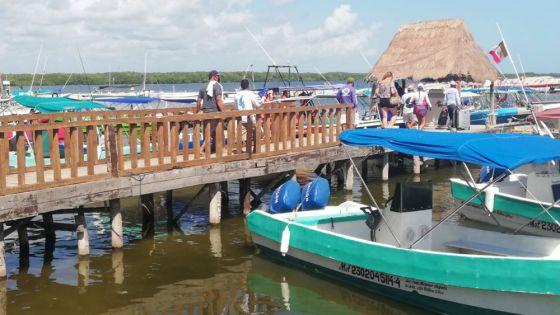 Solicitan autoridades de Holbox no bajar la guardia contra el covid-19