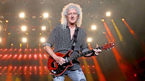 Lanza guitarrista de Queen su propio perfume para proteger la vida silvestre