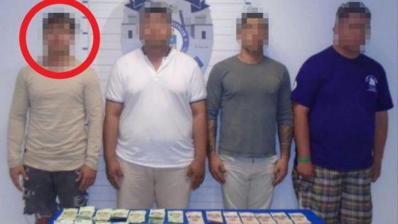Implican en robo de cajero a hijo de regidora de Puerto Morelos.