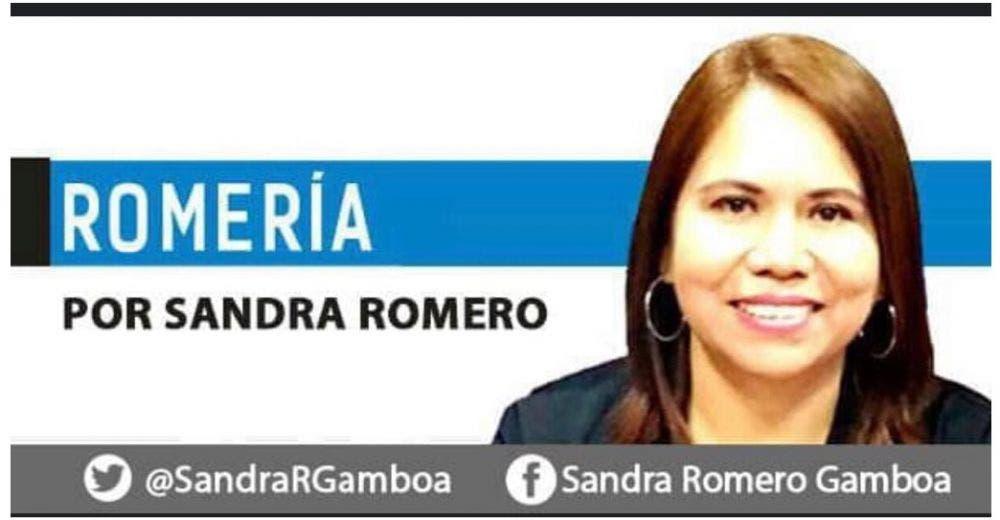 Romería: Los rivales más fuertes listos para la contienda electoral.