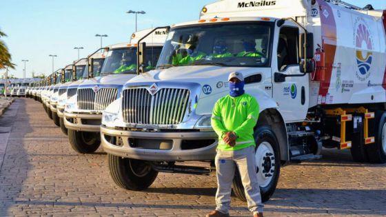"""Ordena tribunal a """"Red Ambiental"""" suspender recolección de basura"""