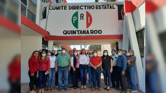 Confirma el PRI a Jorge Rodríguez como candidato a alcaldía de Cancún