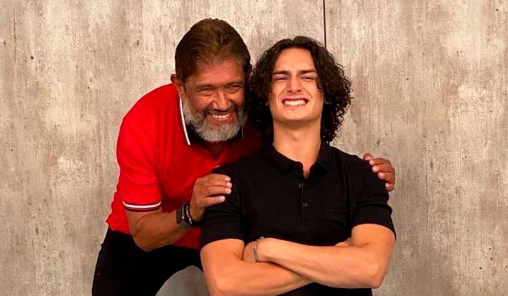 Revela Juan Osorio que su hijo Emilio tiene Covid-19