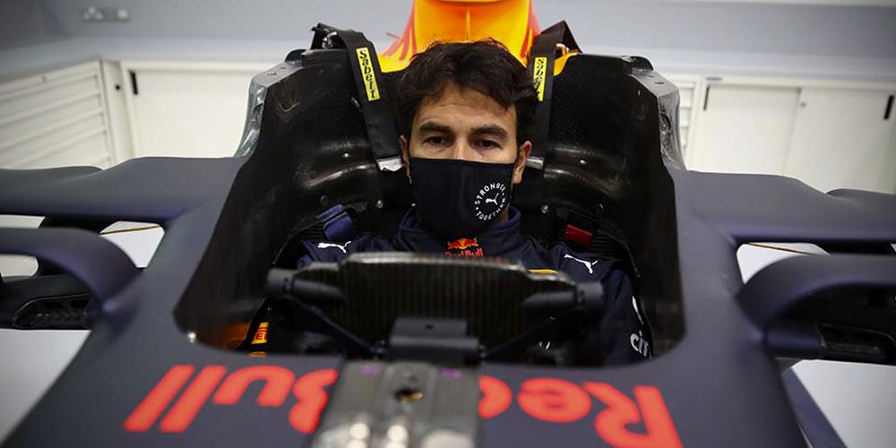 F1: Checo Pérez se compromete a ganar un título con Red Bull