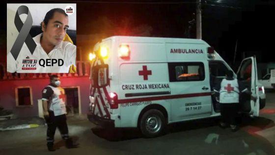 Comunicador se priva de la vida en Felipe Carrillo Puerto