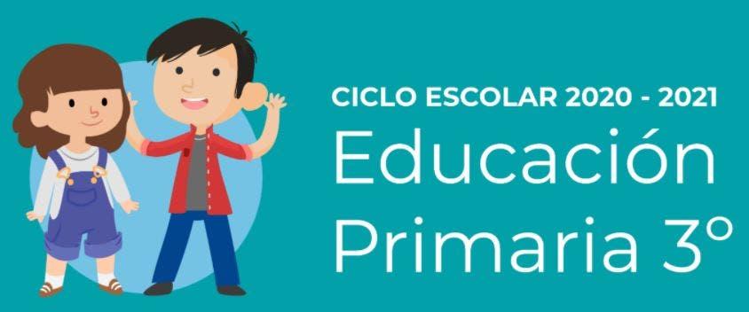 Aprende en casa: Tercero de Primaria-14 de enero 2021