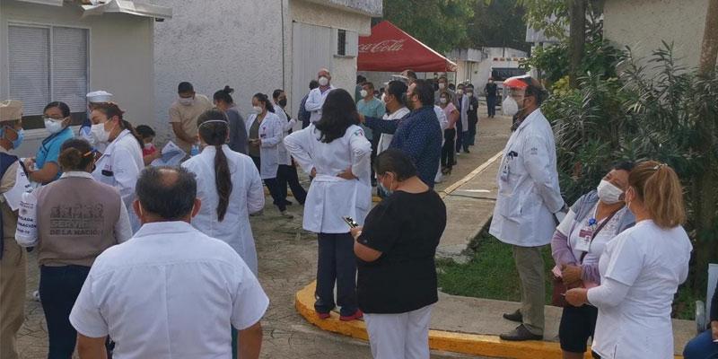 En Quintana Roo llega al 98% la vacunación contra Covid-19.