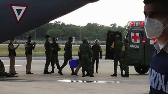 Arriba a Quintana Roo el 2do cargamento de vacunas contra el Covid-19