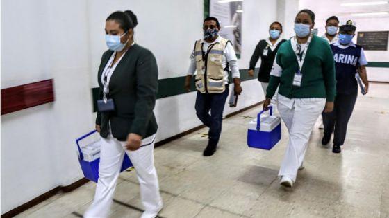 Inicia etapa de vacunación contra covid en Benito Juárez